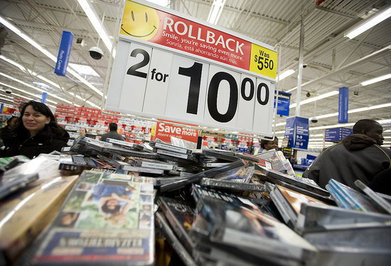 Wal-Mart Warns Of Dem Win — Which Businesses Lean Right?