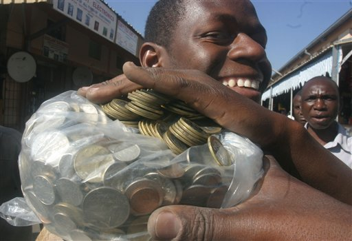 Zimbabwe Faces 50 Million Percent Inflation, Uses Gasoline Coupons For Currency