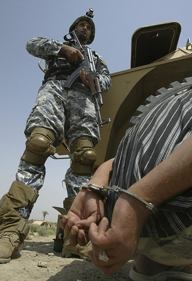 War Is Hell: US Soldiers Killed Iraqi Prisoners For Revenge?