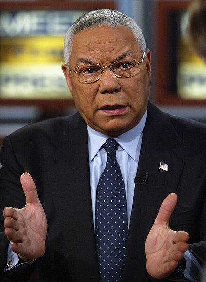 Colin Powell Endorses Obama on Meet the Press