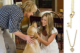 Win the Jennifer Meyer Necklaces Jennifer Aniston Wore in Marley and Me