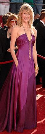 Emmys Style: Laura Dern