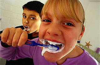 lil Tip: Brushing Your Child's Teeth
