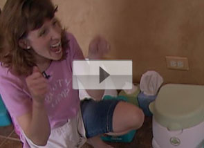 Mommy's Lil Helper: The Potty Whisperer