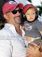 Lil Links: Costner Does the Math on Being an Older Dad
