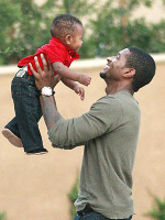 Lil Links: Usher, Mark and Forest on the Joys of Fatherhood