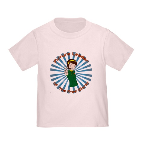 Clothing to Inspire and Empower Lil Ladies