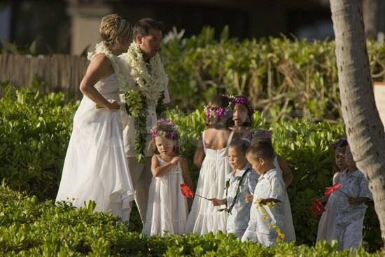 Jon and Kate Plus 8 Say Aloha and I Do in Hawaii