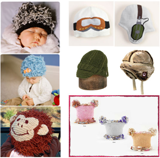 Supersize This: Cool Hats For Cold Weather