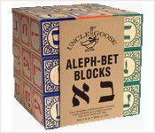 Toy Box: Uncle Goose Alphabet Blocks