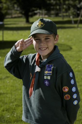 Boy Scout Returns Stolen Wallet