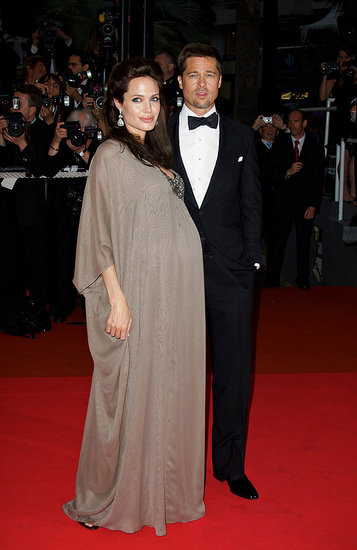 Angelina Jolie Is Pregnant and Proud