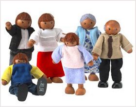Small World Toys Diverse Families