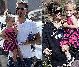 Ruby and Violet Wear Splendid Littles