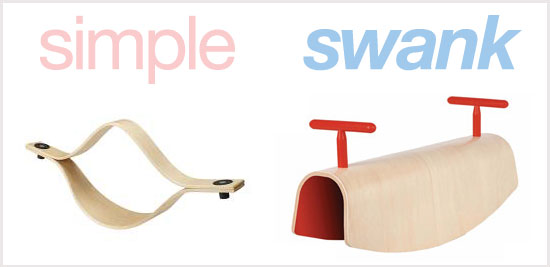 Seesaws For the Home