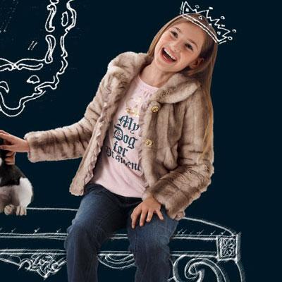 Juicy Couture Faux Fur Jacket ($322)