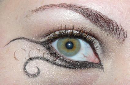 All my eye looks 2008