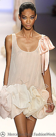 NY Fashion Week 2009 - Erin Fetherston
