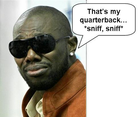 Cowboys' stars feuding