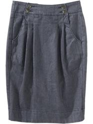 Trend Report Denim Skirts
