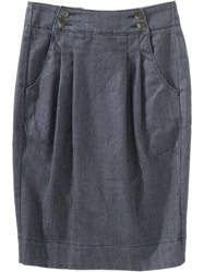 Trend Report Denim Skirts