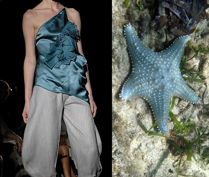 Three As Four For Starfish