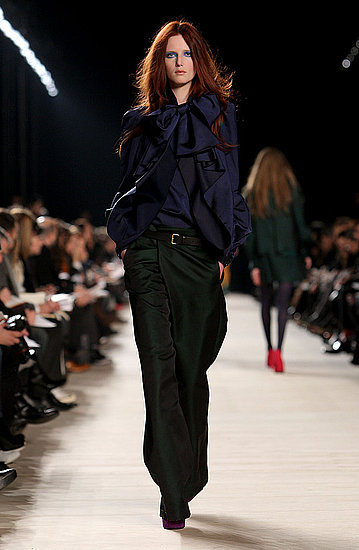 Trend Report on Wide Leg Trousers in Fashion