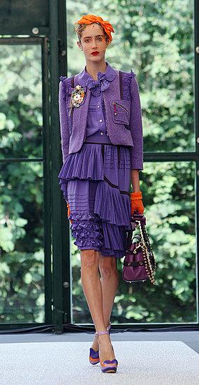 London Fashion Week: Luella Spring 2009