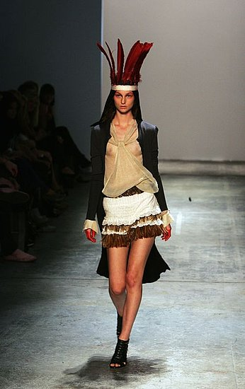 Air New Zealand Fashion Week 2008: Stitch Ministry