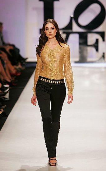 Air New Zealand Fashion Week 2008: Yvonne Bennetti