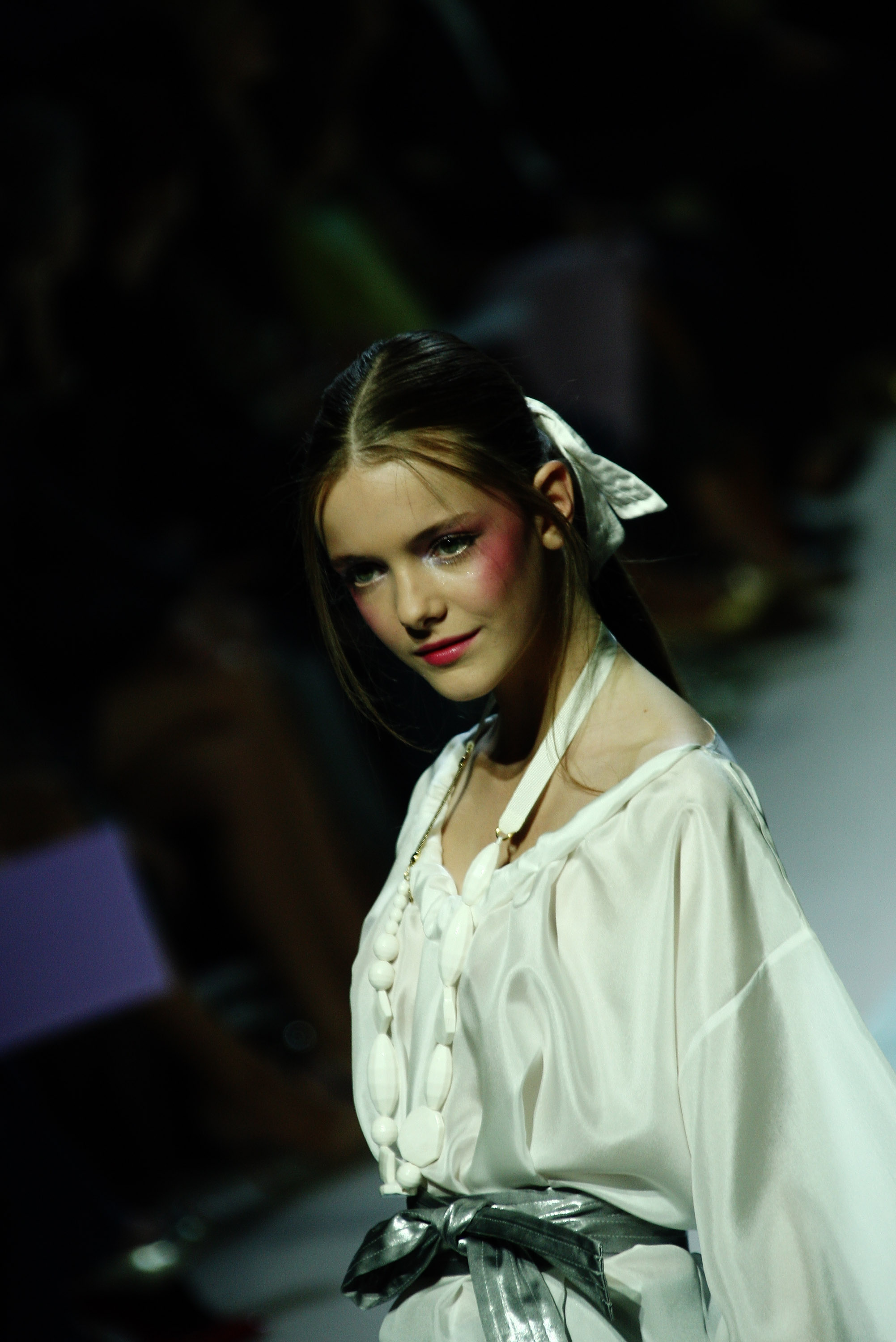 Milan Fashion Week: Blugirl Spring 2009