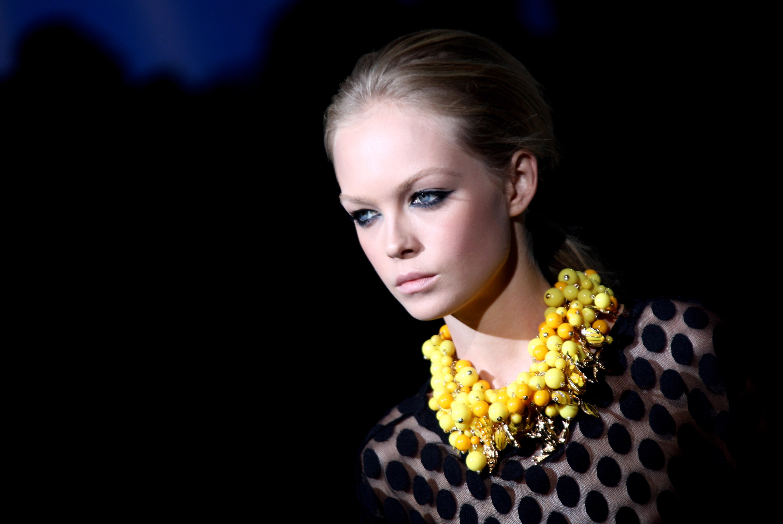 Milan Fashion Week: Just Cavalli Spring 2009