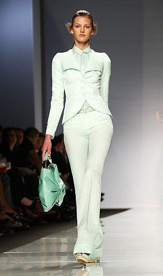 Milan Fashion Week: Byblos Spring 2009