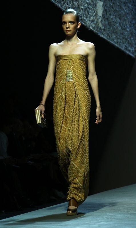 Milan Fashion Week: Missoni Spring 2009