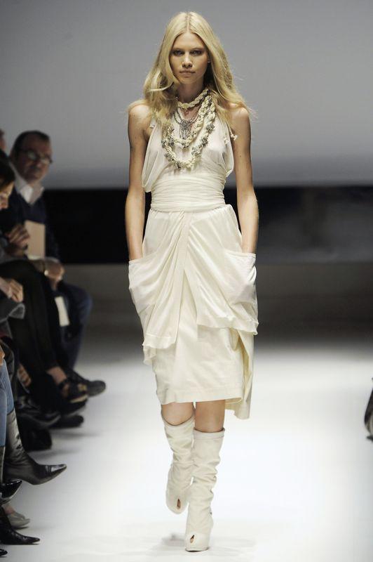 Milan Fashion Week: Alessandro Dell'Acqua Spring 2009
