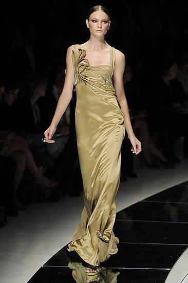 Milan Fashion Week: Versace Spring 2009