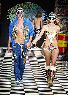 Los Angeles Fashion Week: Ed Hardy Spring 2009