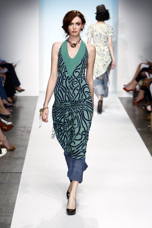 Los Angeles Fashion Week: Viridis Luxe  Spring 2009