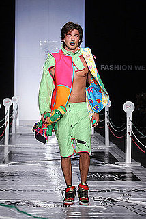 Mexico Fashion Week: Sergio Alcala Spring 2009