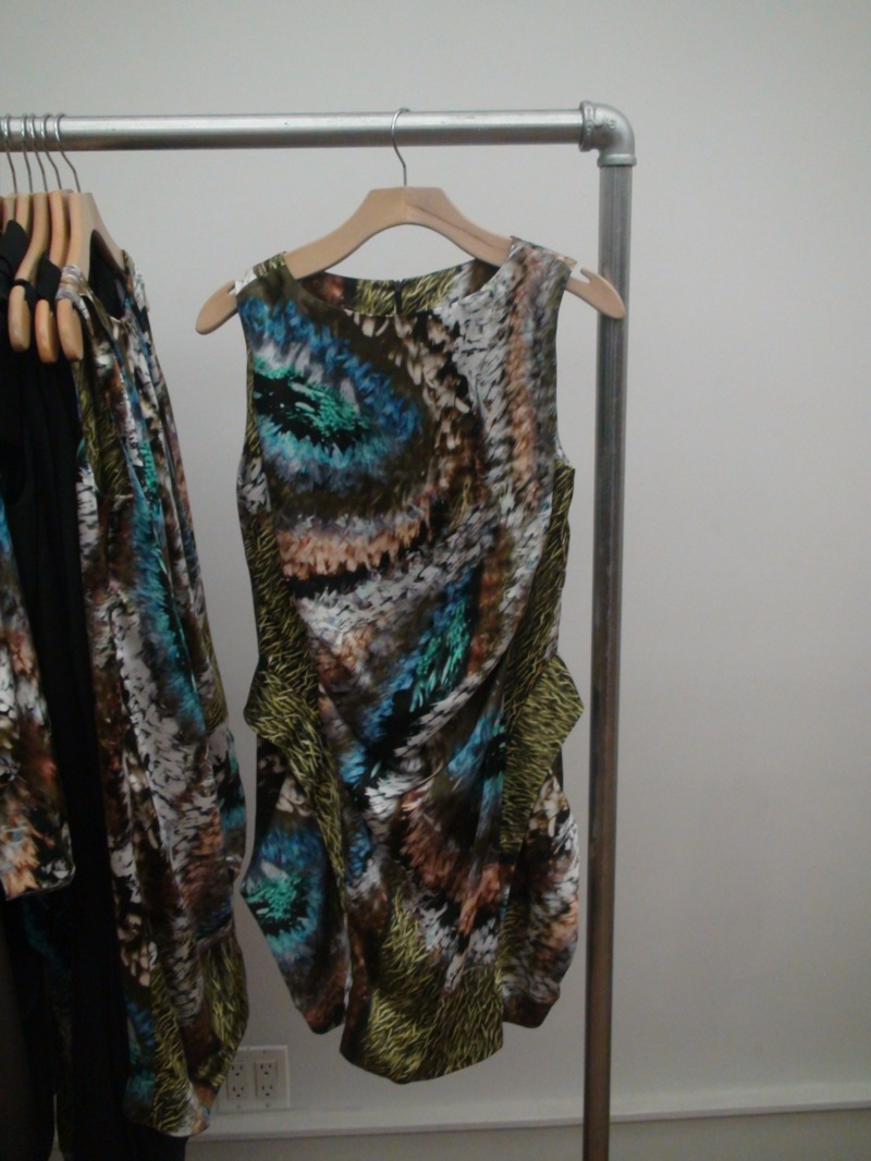In The Showroom: Peter Pilotto Spring 2009