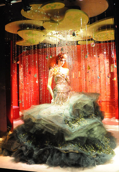 Holiday 2008: New York's Fashion Windows