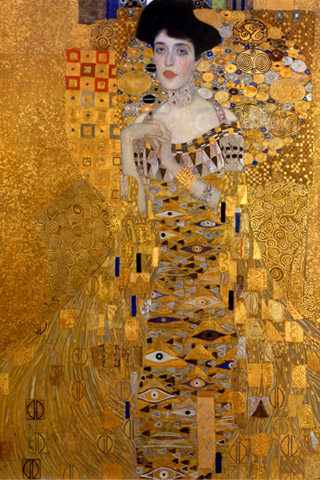 Fashion Inspiration: Gustav Klimt