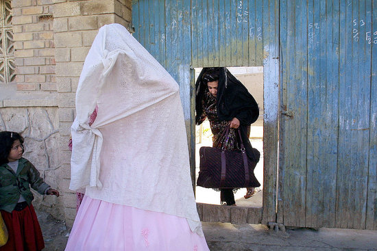 9-Year-Old Brides Traded For Food in Afghanistan
