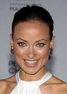 Olivia Wilde's 2009 People's Choice Awards Hair and Makeup