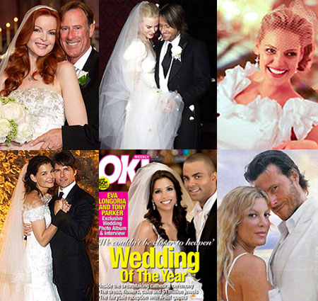 Celebrity Wedding Beauty Quiz