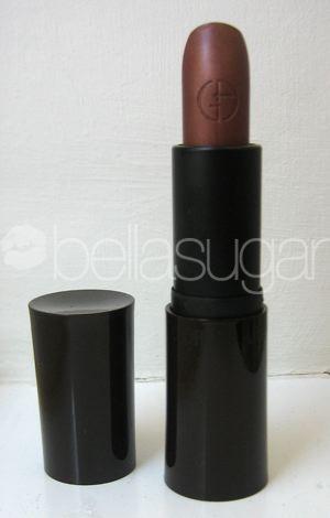 Giorgio Armani's Coffee Cosmetics Craze