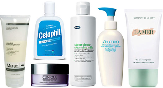 What's Your Preferred Type of Facial Cleanser?