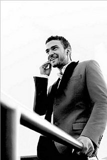 Justin Timberlake in Givenchy Ads