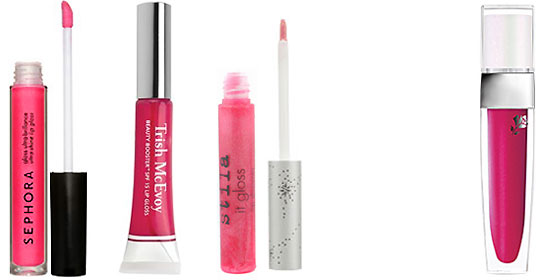 Best Hot Pink Lip Gloss