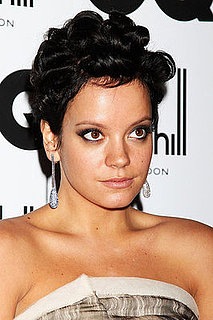 Lily Allen at GQ Men of the Year Awards
